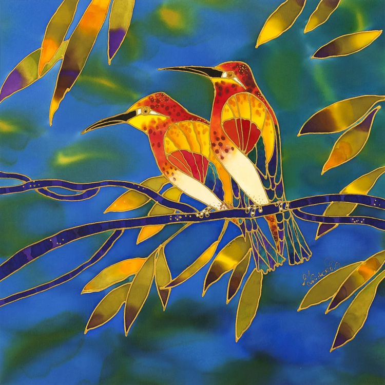 Blue Birds - Image 0
