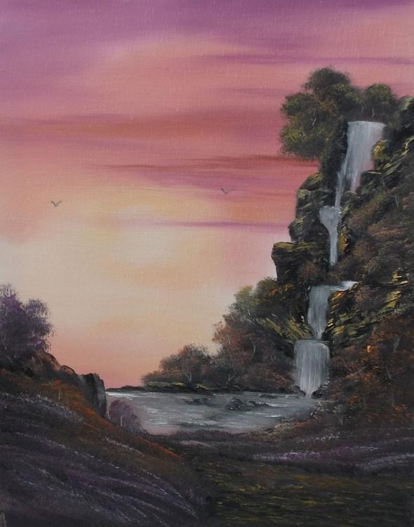 Bridal Veil Waterfall. - Image 0
