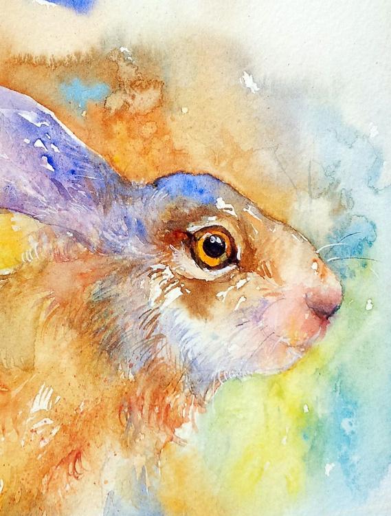 Camouflage Hare II - Image 0