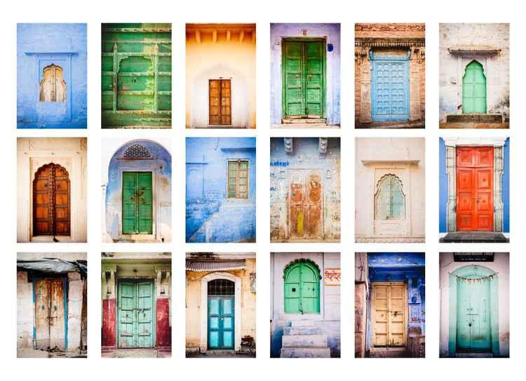 Doors of India -