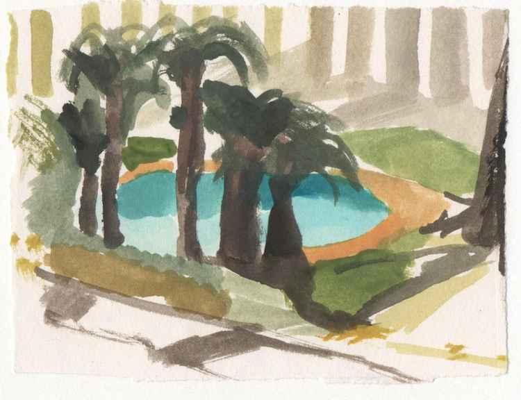 Palms Study -
