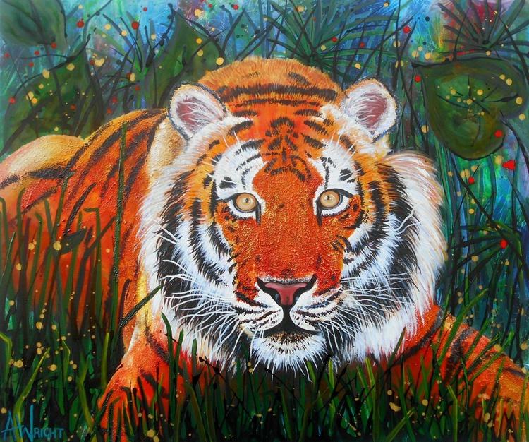 Tiger - LARGE WORK - Image 0