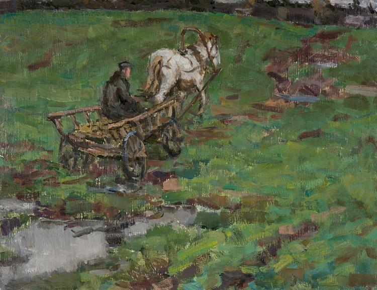Old Cart - Image 0