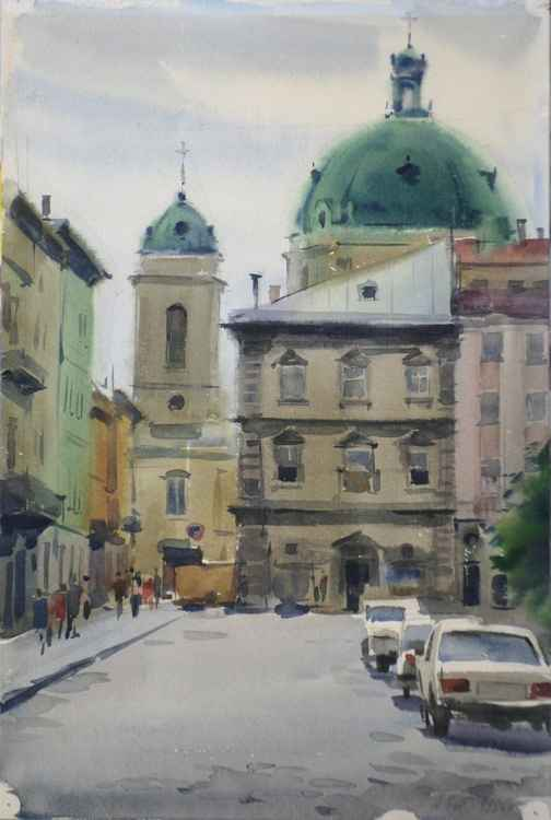 Lviv motive