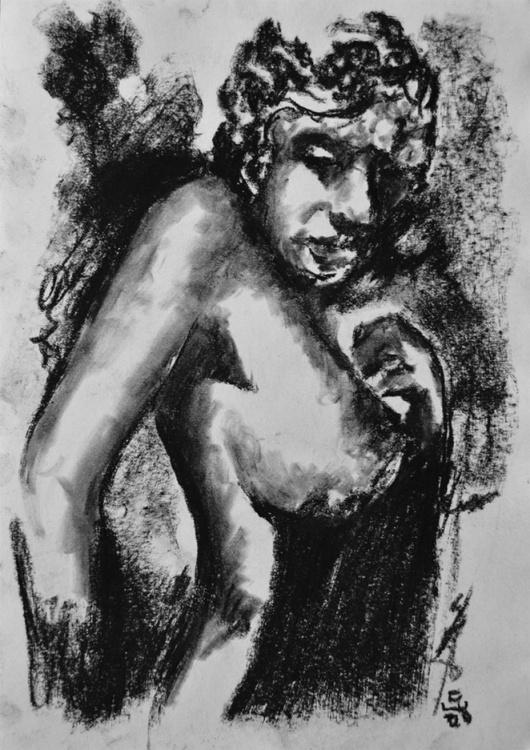 Female nude 01 - Image 0