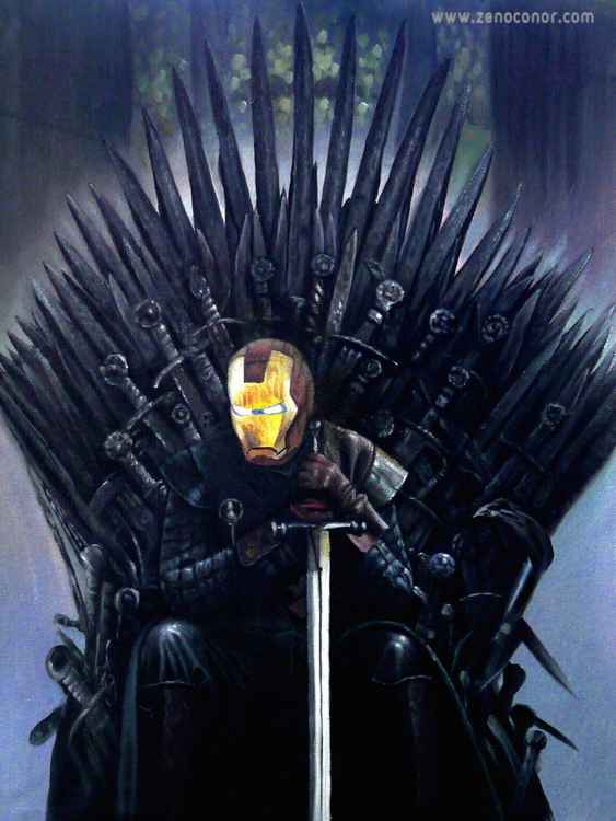 Ironman (IRON THRONE)