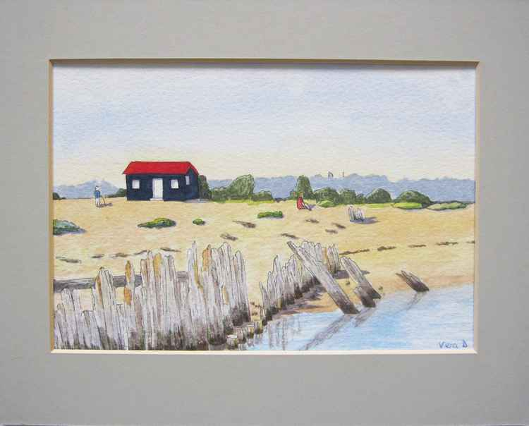 The Old Fisherman's Hut -