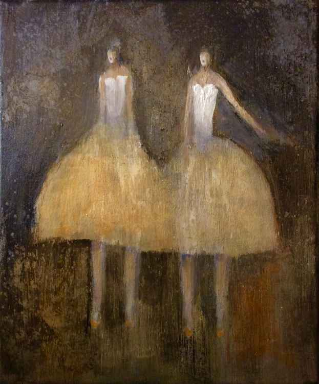 DANCING GIRLS -