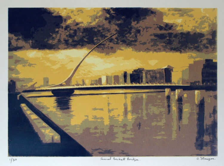 Samuel Beckett Bridge - Image 0
