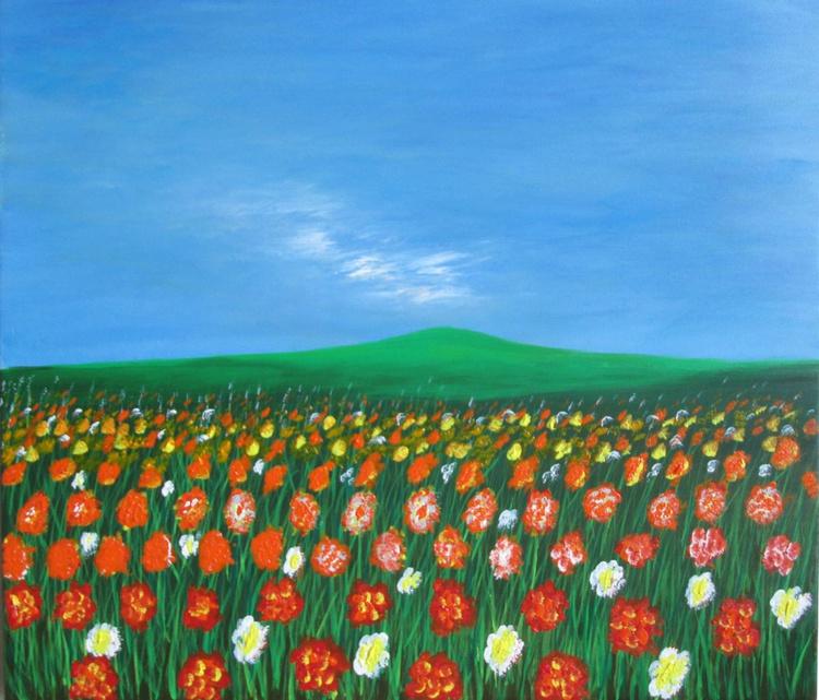 Field of flower 1 - Image 0