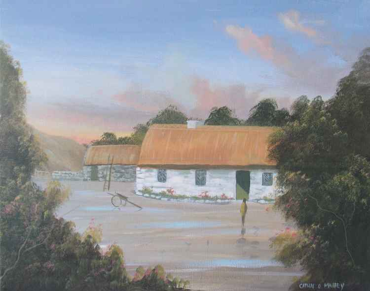 "the ""quiet man cottage """