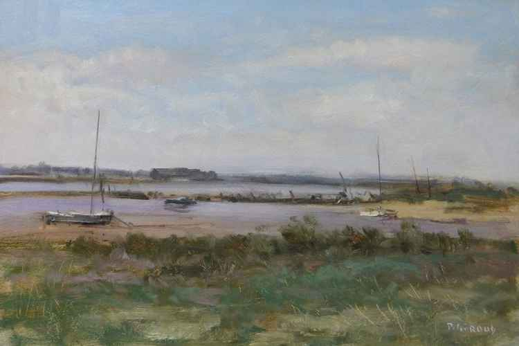 Low Tide at Oléron