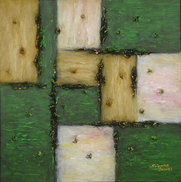Rustic Patches III - Image 0