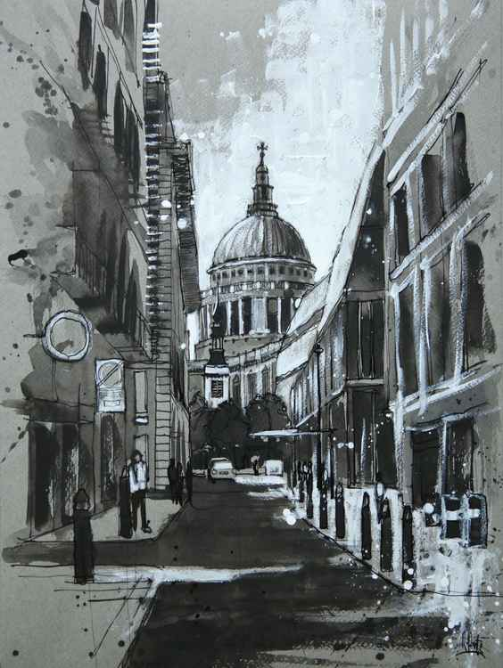 St Paul, Queens Head Passage, London