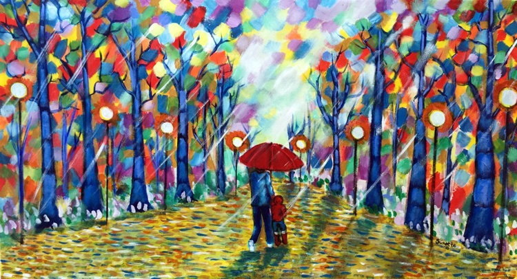 Small Steps in the Rain - Image 0