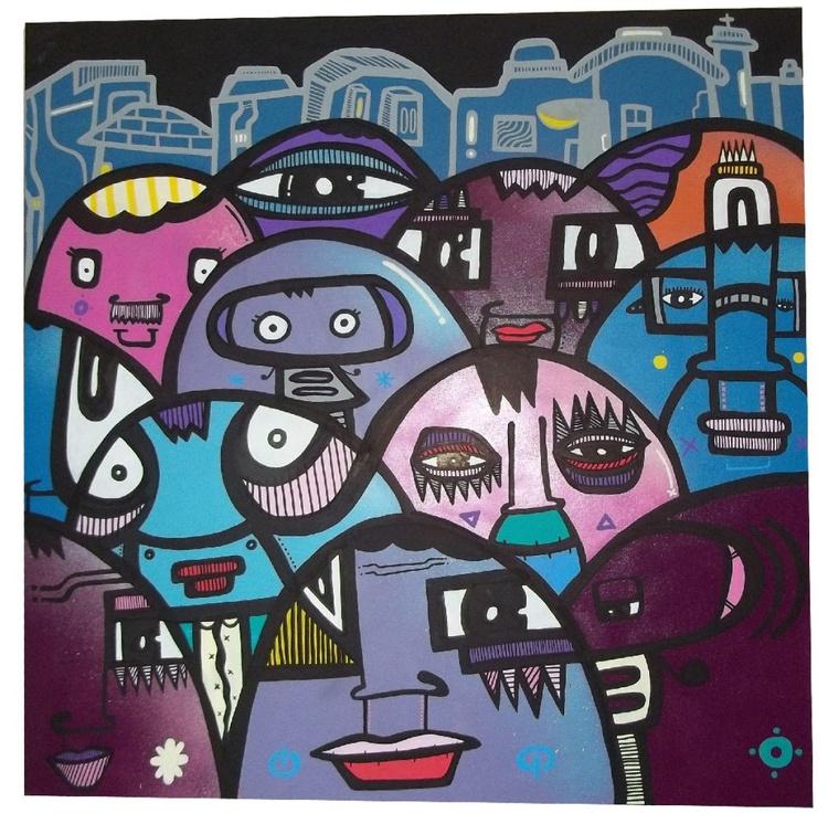 City At Night - Image 0