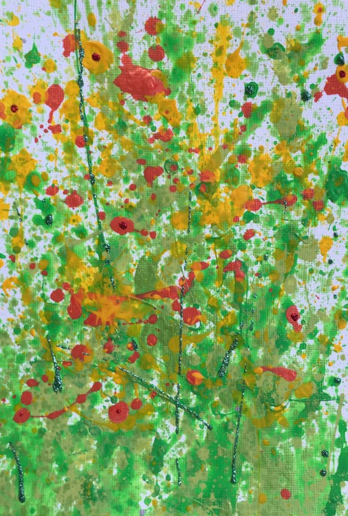 Spring splatter - Image 0