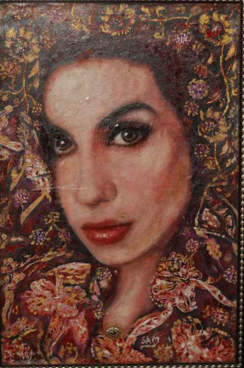 Golden Girl Amy Winehouse