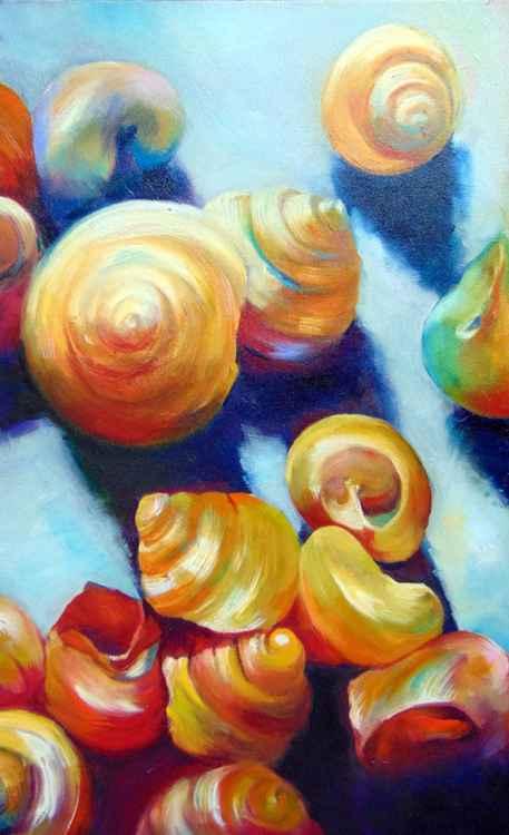 Shell Cascade