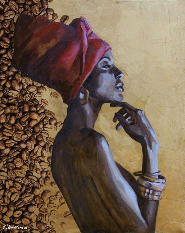 Coffee Queen - Image 0