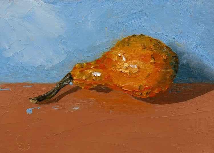 Yellow Gourd -