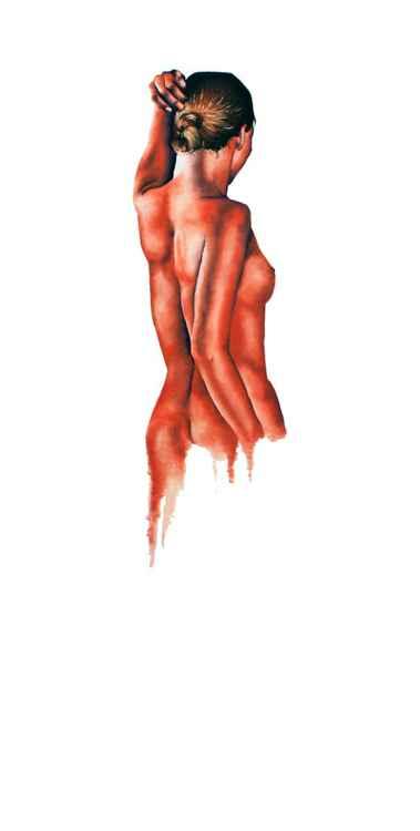 nude woman -