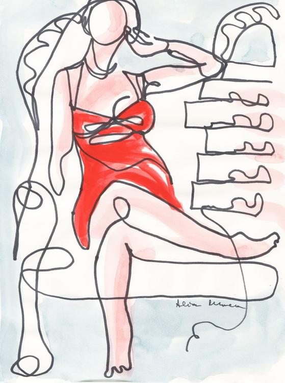 1 Line - Barcelona posh lifestyle - Image 0
