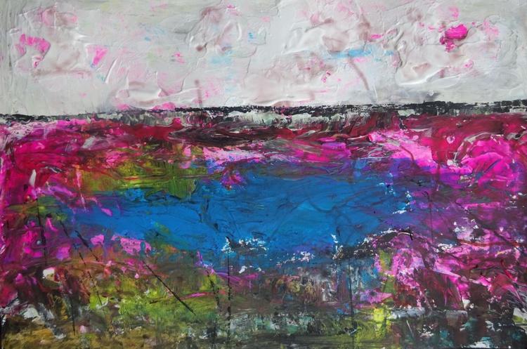 Pink Landscape - Image 0