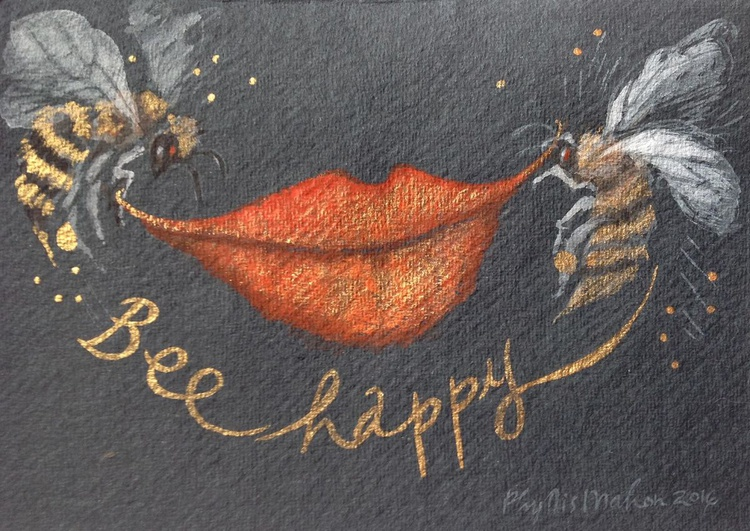 Bee Happy - Image 0