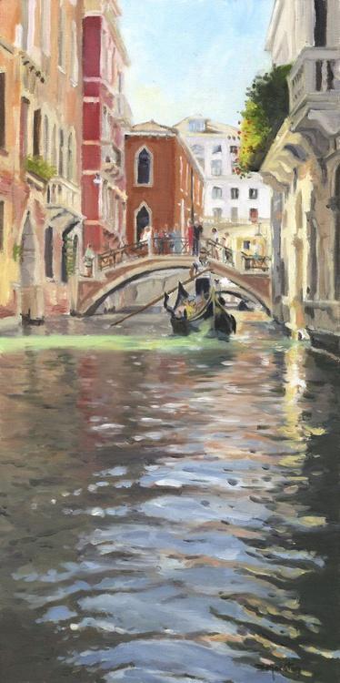 Venice Canal Scene 2 - Image 0