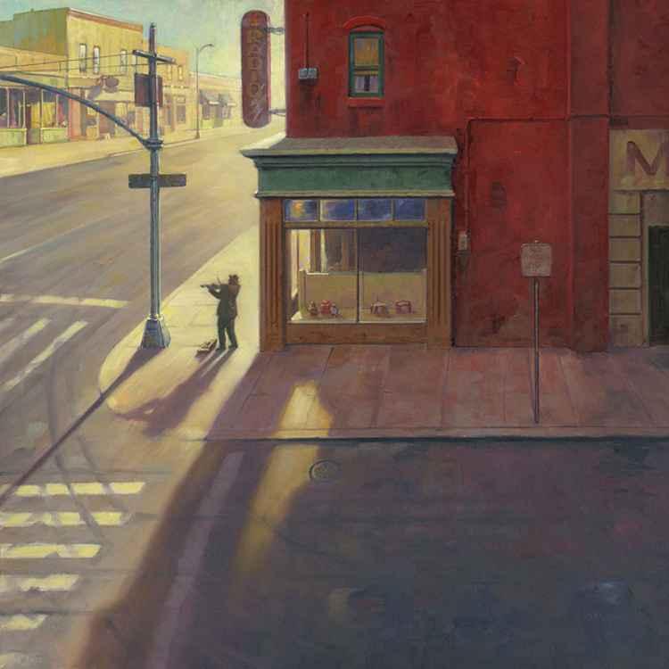 Street Corner Symphony -