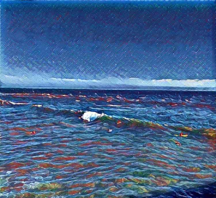 Breaking Tide