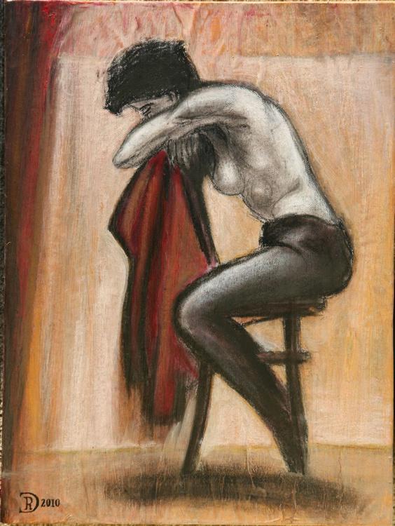 Dancer at Rest - Image 0