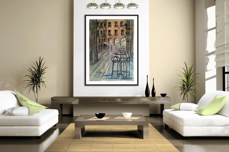 Barcelona  70x100 cm - Image 0