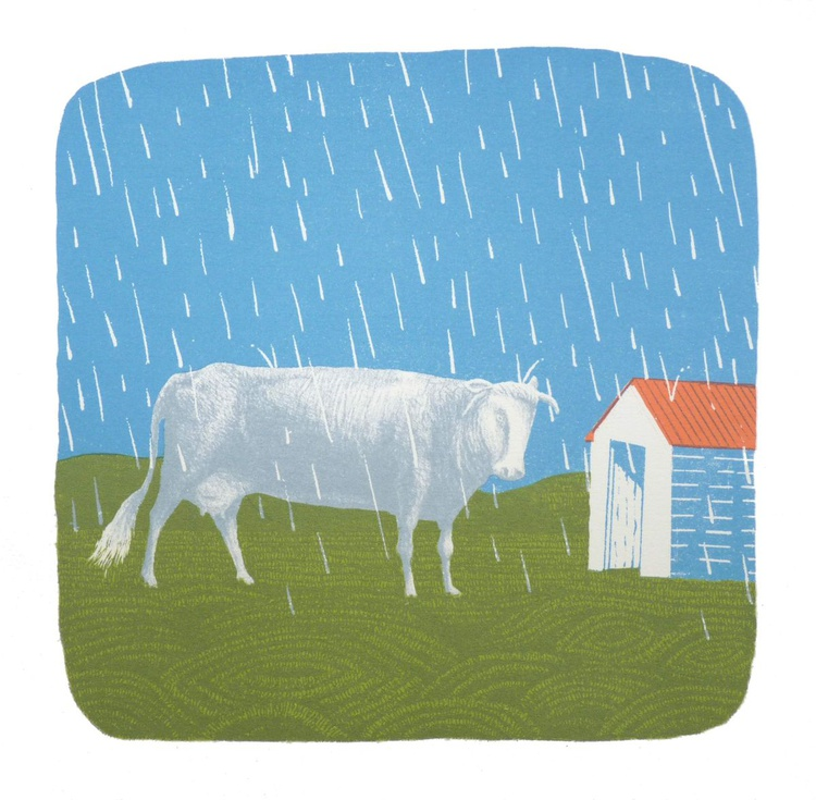 Rain on Plain - Image 0