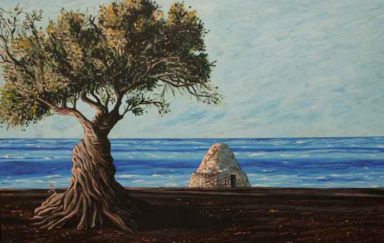Italian landscape -