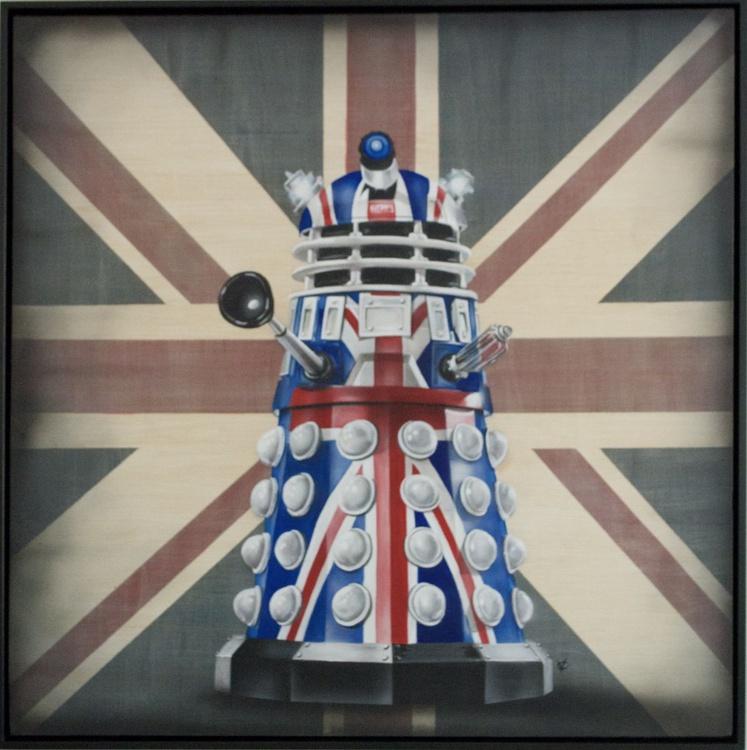 Best of British Darlek - Image 0
