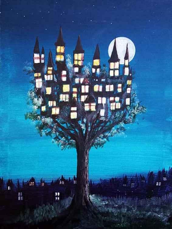 TreeCityNight