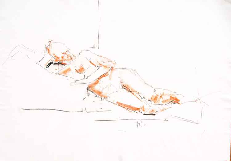 Life Drawing No 31 -