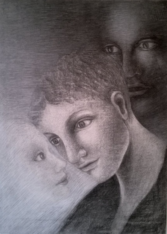 TWO WHISPERERS - Image 0