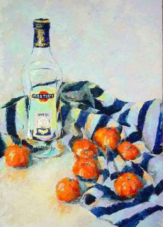 «Martini & Tangerines»
