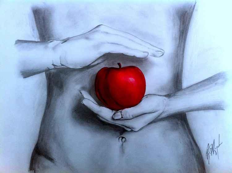 apple -