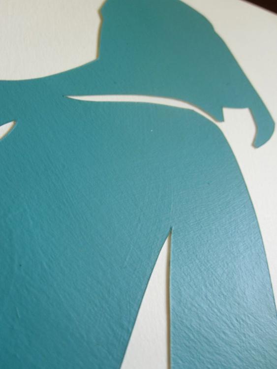 Hazel in Turquoise - Image 0