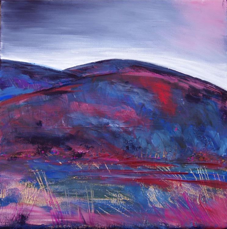 Landscape in Pink - Image 0