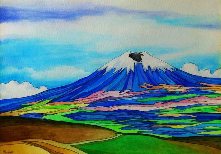 Volcán Cotopaxi -