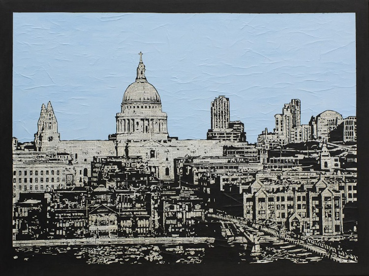 Faith in the city. St Paul's Cathedral, London - Image 0