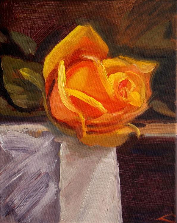 Yellow rose - Image 0