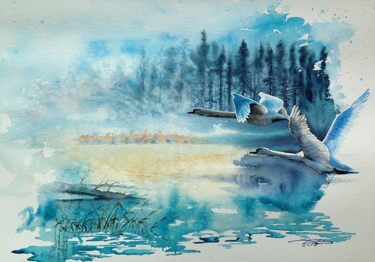 Swans - Image 0