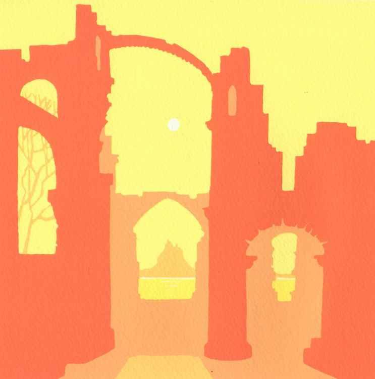 Lindisfarne Priory 2 -