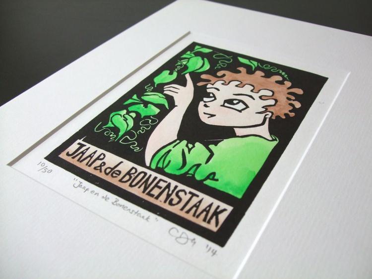 Jaap en de Bonenstaak (Jack and the Beanstalk) - Image 0